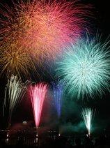 夏元気さん投稿の第40回日本ライン夏まつり納涼花火大会