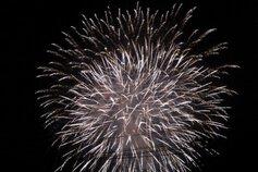 menokumaさん投稿の第88回せともの祭花火打上