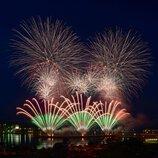 たっちゃんさん投稿の「第69回 つくみ港まつり」納涼花火大会