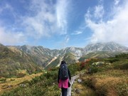 立山(室堂平:標高2450m付近)の紅葉