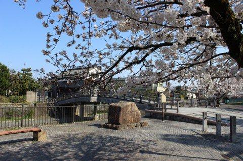八幡市安居橋