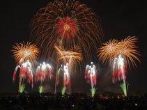 馬なり大逃げさん投稿の第88回土浦全国花火競技大会