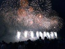ふくすけさん投稿の第30回道新十勝川花火大会