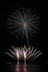 takatomさん投稿の2018久里浜ペリー祭花火大会