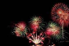 山猿さん投稿の岩国港みなと祭花火大会