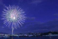 hirameさん投稿のくきのうみ花火の祭典