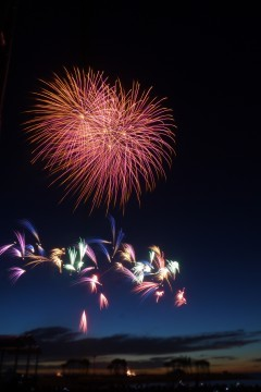 ひろきさん投稿の海洋博公園サマーフェスティバル2019 第41回海洋博公園花火大会