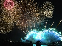 ayaさん投稿の第65回 宇部市花火大会