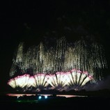 あこちゃんさん投稿の第34回利根川大花火大会