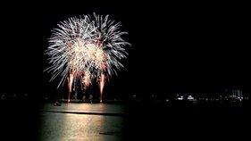 ちーばーさん投稿の2018久里浜ペリー祭花火大会