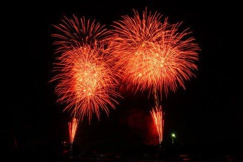 平成30年度 さいたま市花火大会 大和田公園会場