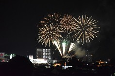 Zapper☆さん投稿のおおむら夏越花火大会