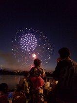 和娘さん投稿の【2019年開催なし】第56回西日本大濠花火大会