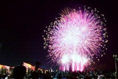 まつみさん投稿の第52回錦川水の祭典花火大会