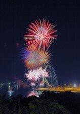 おりくらさん投稿の2018久里浜ペリー祭花火大会