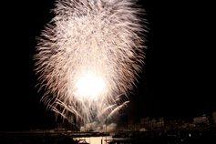 takatomさん投稿の夏季熱海海上花火大会