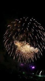 hideさん投稿の盛岡花火の祭典