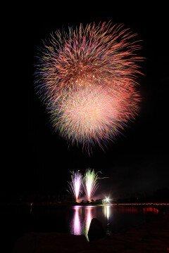 kitutukiさん投稿の第49回 市民の夕べ(播州赤穂花火大会)