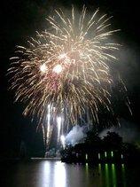 フルートのこびとさん投稿の第25回りんどう湖花火大会