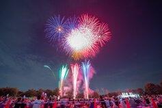 よーたさん投稿の令和元年度 さいたま市花火大会 東浦和 大間木公園会場