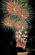第67回亀岡平和祭保津川市民花火大会