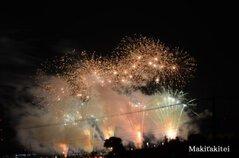 makitakiteiさん投稿のあさか野夏まつり 第48回 花火大会