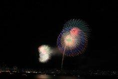 とぅんくさん投稿のアジアポートフェスティバル in KANMON 2019 関門海峡花火大会