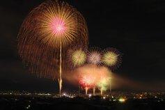 馬なり大逃げさん投稿の市川三郷町ふるさと夏まつり 「第31回神明の花火大会」