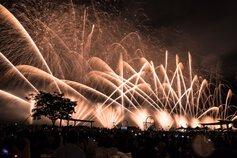 風見雄二さん投稿の十勝毎日新聞創刊100年記念 第69回勝毎花火大会
