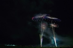 PEBBLE さん投稿の市川三郷町ふるさと夏まつり 「第31回神明の花火大会」