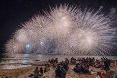 hirock_mさん投稿の元気の出る花火大会 in MIHAMA『トップ Presents ビッグバン 2019』