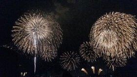 レーカさん投稿の鹿児島市制130周年記念 第19回かごしま錦江湾サマーナイト大花火大会