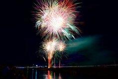 あとりさん投稿の【2019年開催なし】第13回福智町水と灯火の夕べ