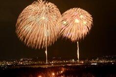 おたんこナースさん投稿の鹿児島市制130周年記念 第19回かごしま錦江湾サマーナイト大花火大会