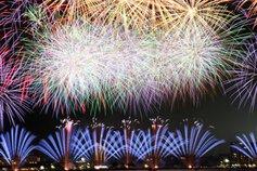 せるさん投稿の第71回諏訪湖祭湖上花火大会