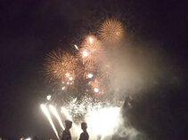 しっぺいちゃんさん投稿の2019 いわた夏まつり花火大会