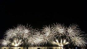 かっりーさん投稿の【2019年中止】第70回とうろう流しと大花火大会