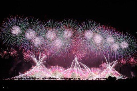 第92回全国花火競技大会「大曲の花火」