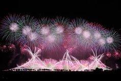 おっさんマンさん投稿の第93回全国花火競技大会「大曲の花火」