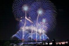 おっさんマンさん投稿の第34回利根川大花火大会