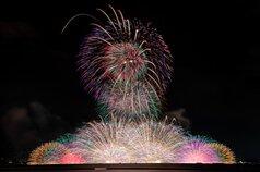 MMGさん投稿の第71回諏訪湖祭湖上花火大会