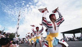 三輪崎八幡神社例大祭(三輪崎の鯨踊り)
