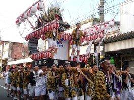 夏祭りいずみ「鶴翔祭」踊り大会<中止となりました>