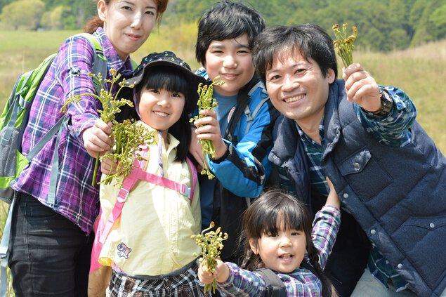 【開催中止】稲取細野高原 春の山菜狩りイベント