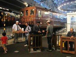 鉄道博物館GWイベント