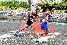 第30回蒲郡オレンジトライアスロン大会 ASTCアジアU23トライアスロン選手権