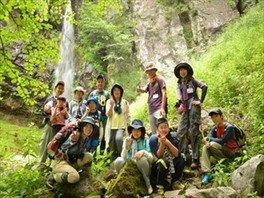 親子で夏の滝探検!in奥日光