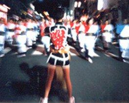 酒田湊・甚句流しパレード