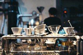 オーダーを楽しむ台湾コーヒースタイルショップ