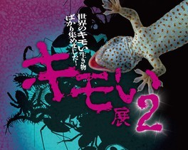キモい展2(東京ソラマチ)
